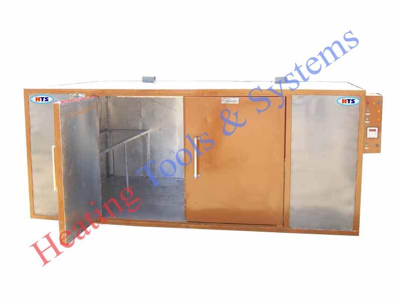 Industrial Batch Oven manufacturer supplier exporter in India