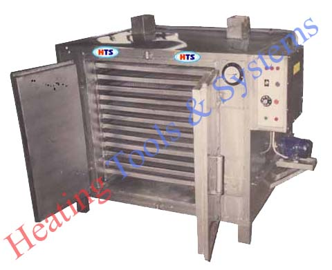 tray dryer oven for industrial use