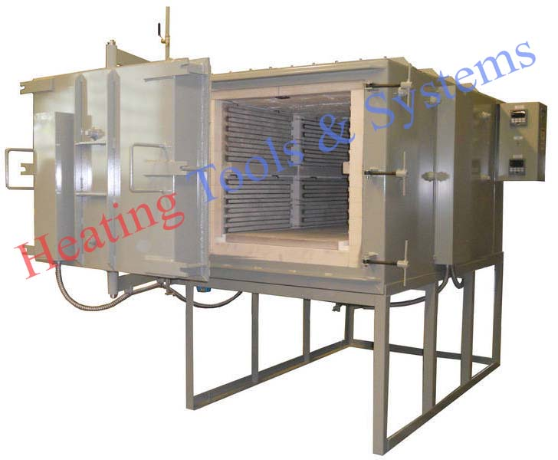 box type electric chamber furnace